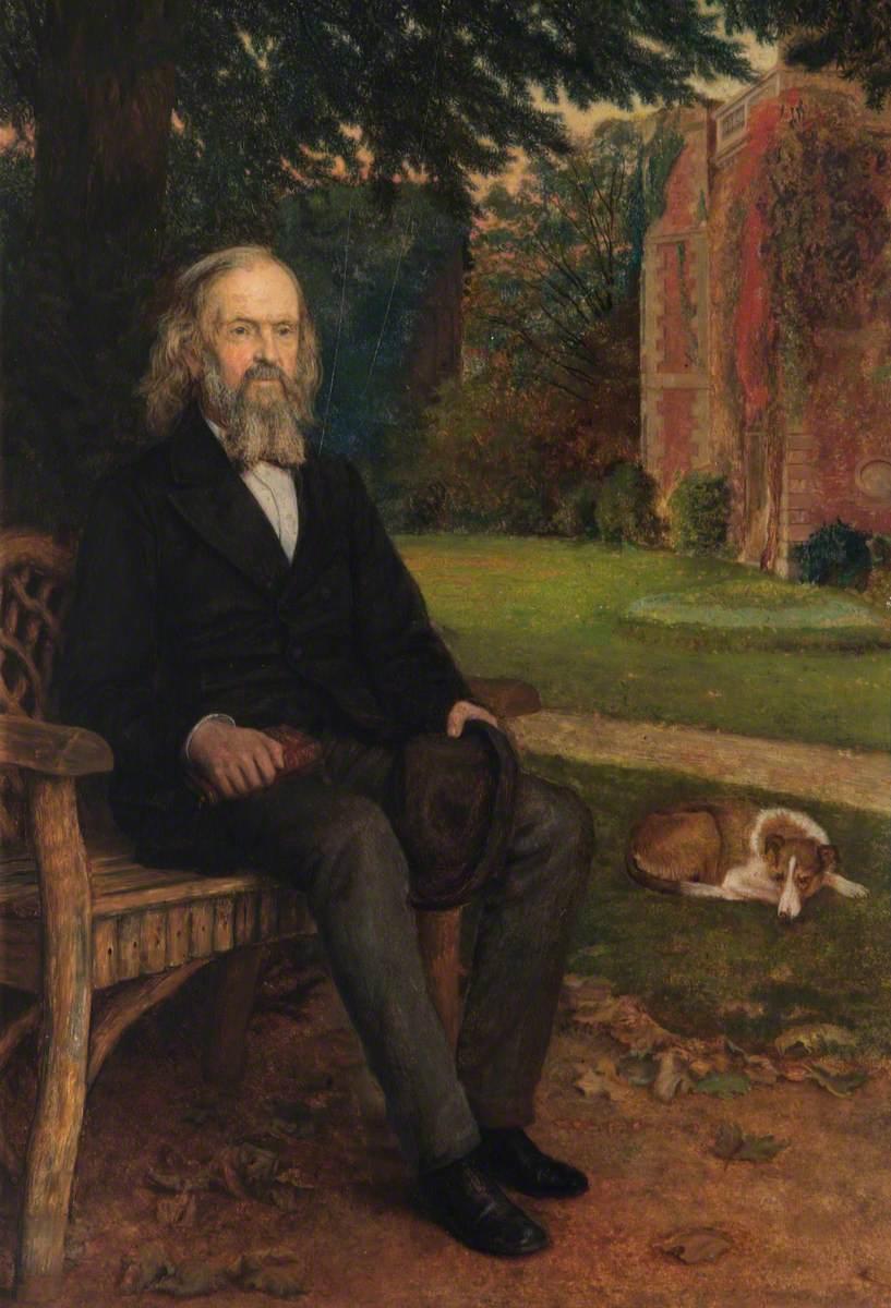 Arthur Hill (1798–1885), at Bruce Castle