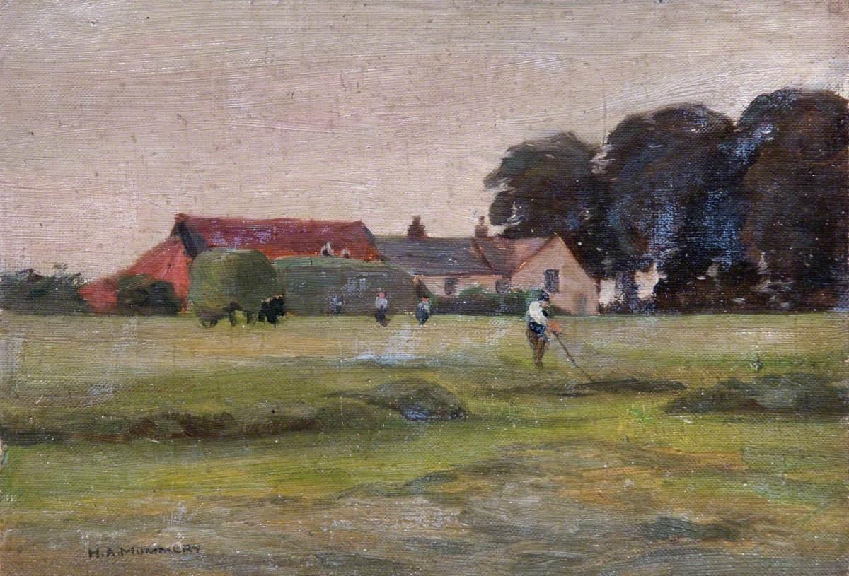 Farm at Clay Hill (Devonshire Hill)