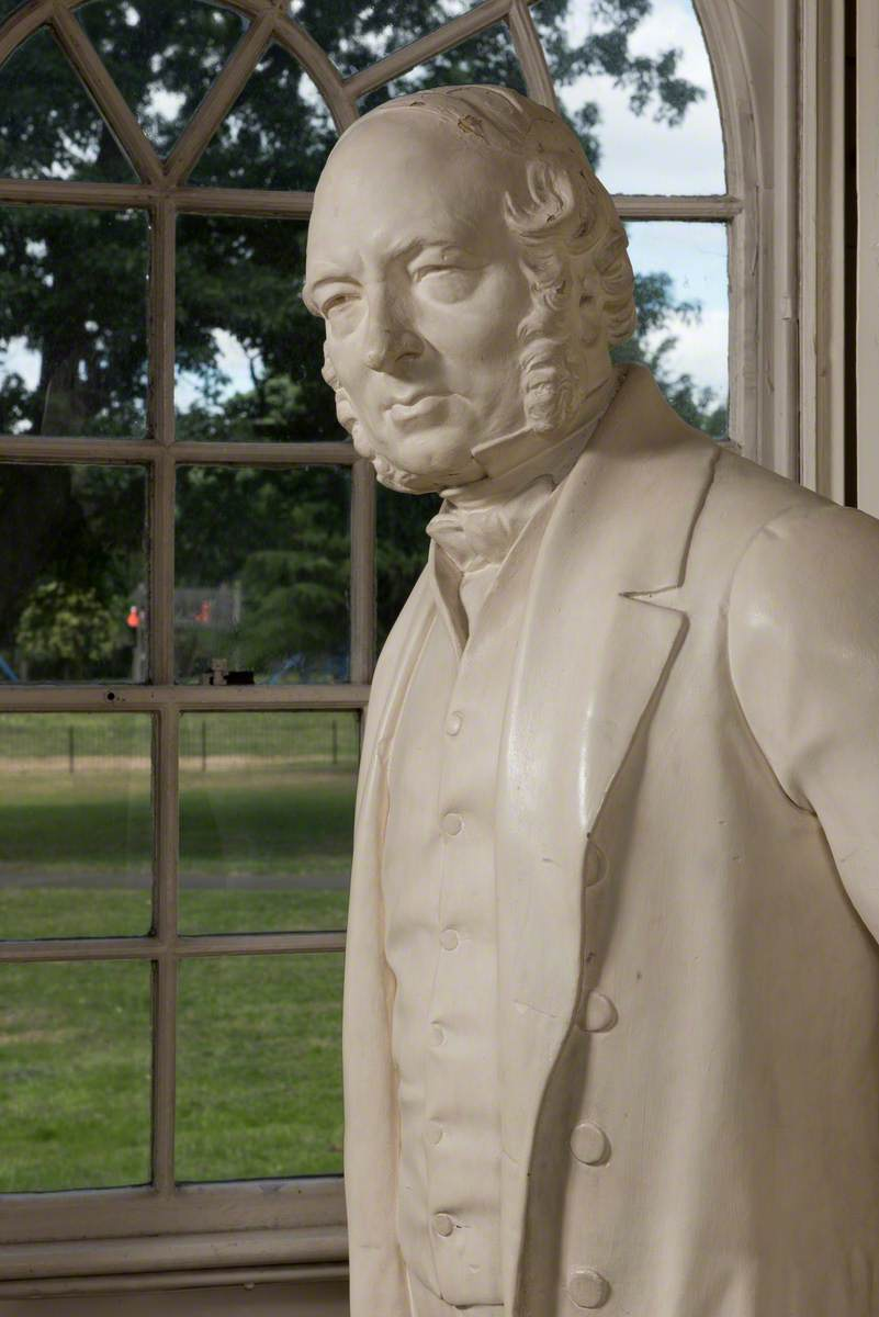 Sir Rowland Hill, KCB, DCL (Oxon), FRS, Head Teacher of Bruce Castle School and Postal Reformer (1795–1879)*