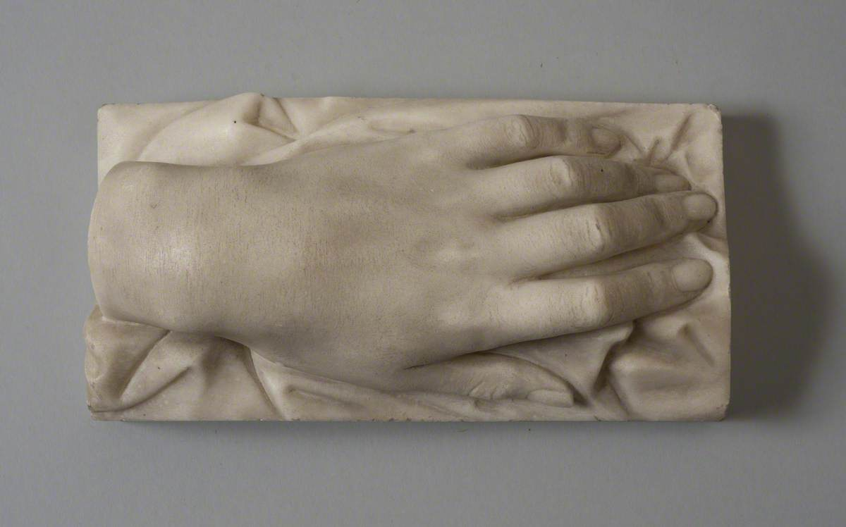 Young Woman's Hand*