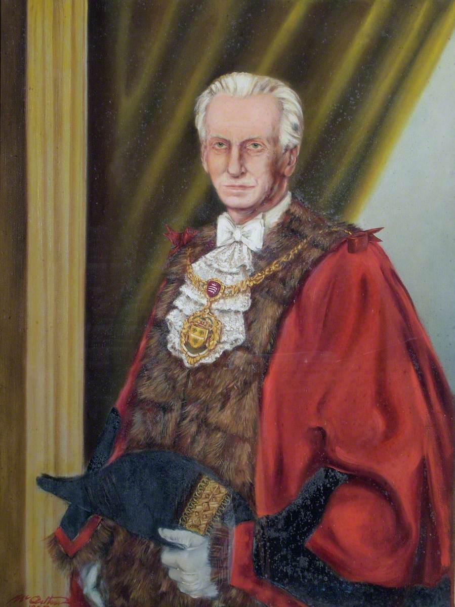 Charles Buckby, Mayor of Wood Green (1958–1959)