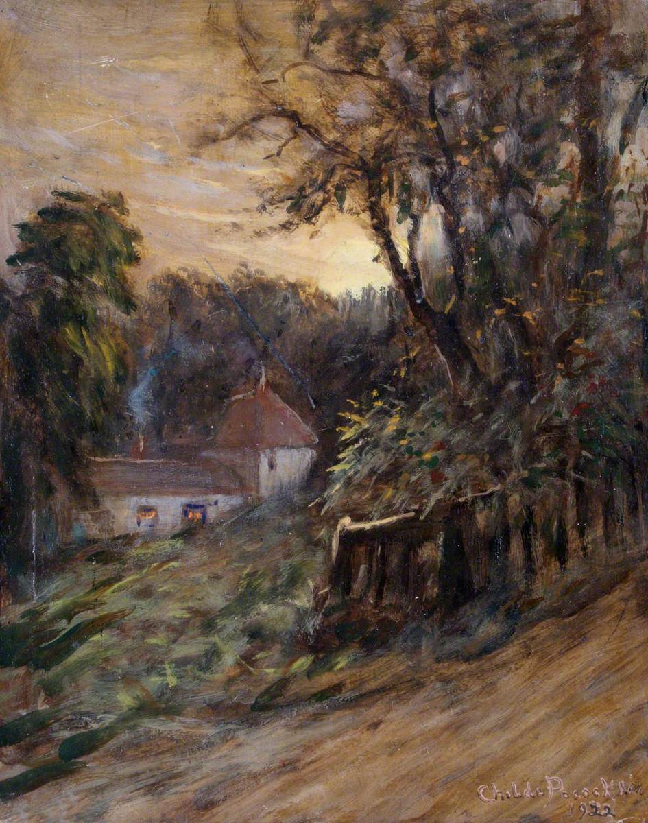 Eventide, Old Forge at Mill Hill