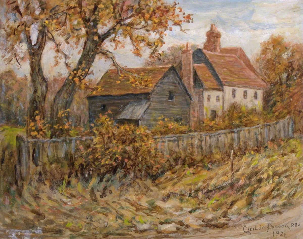 Uphill Farm, Mill Hill