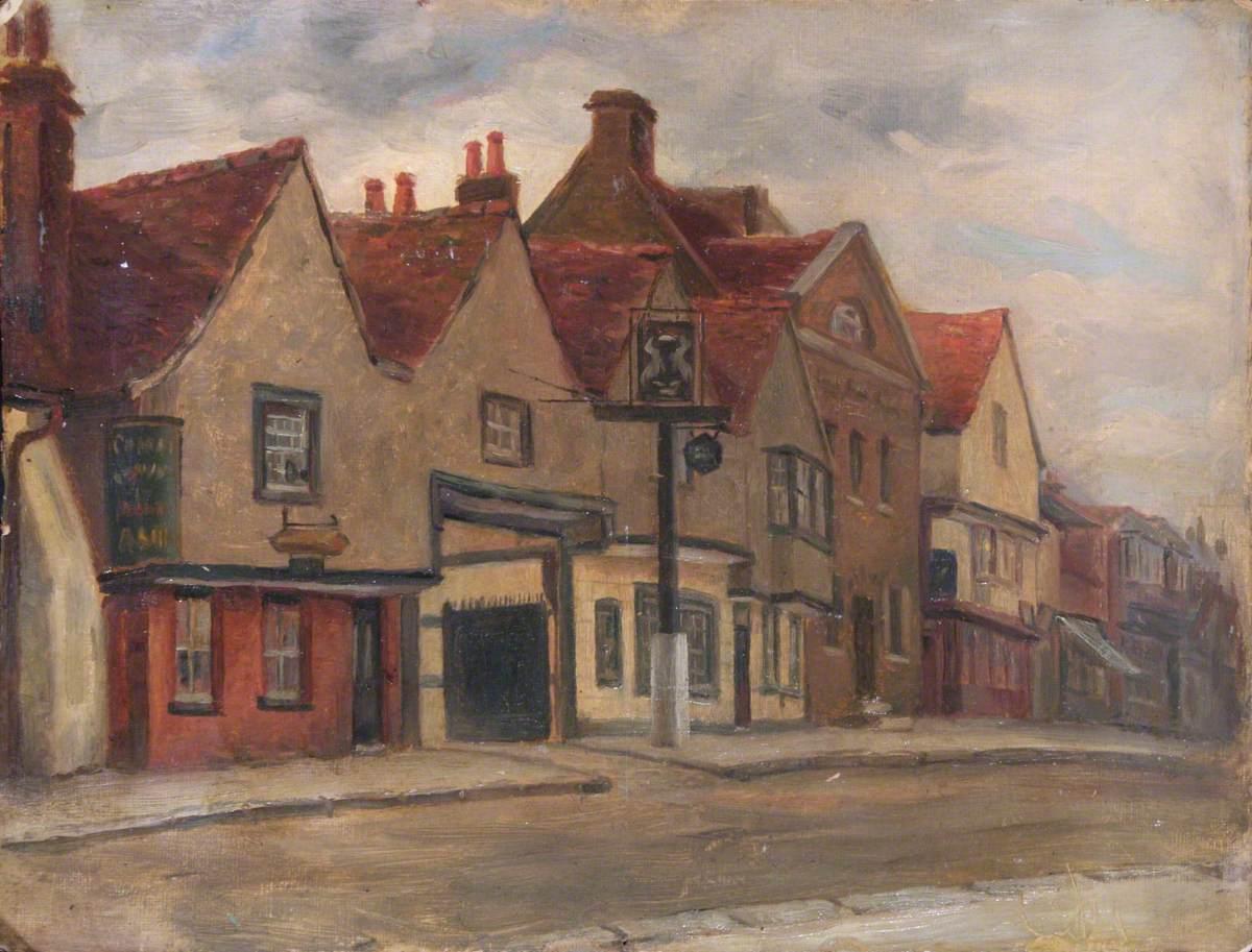 'Chandos Arms', High Street, Edgware, Exterior
