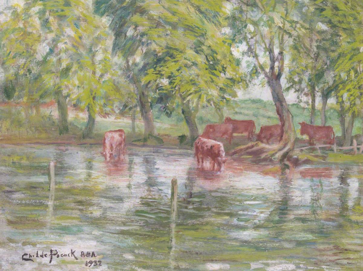 The Sheepwash, The Ridgeway, Mill Hill
