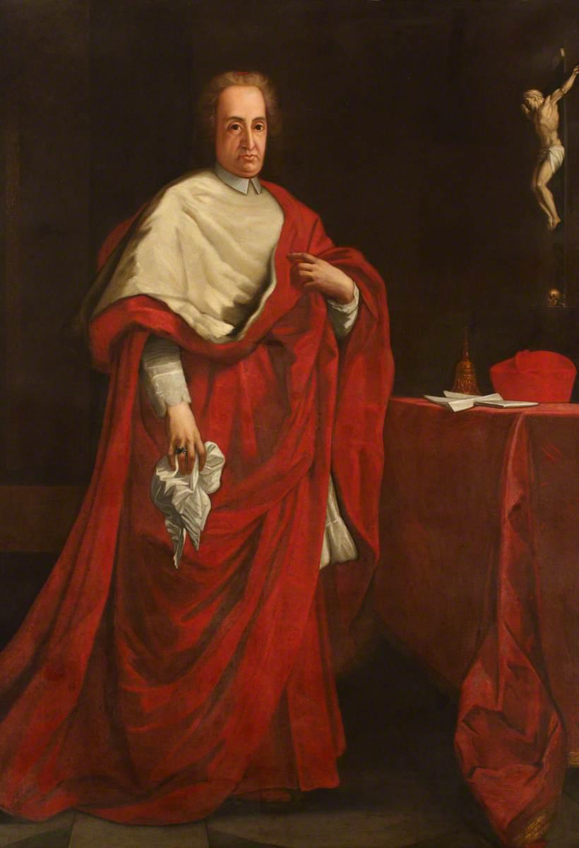 Cardinal Antonio Barberini (1607–1671)