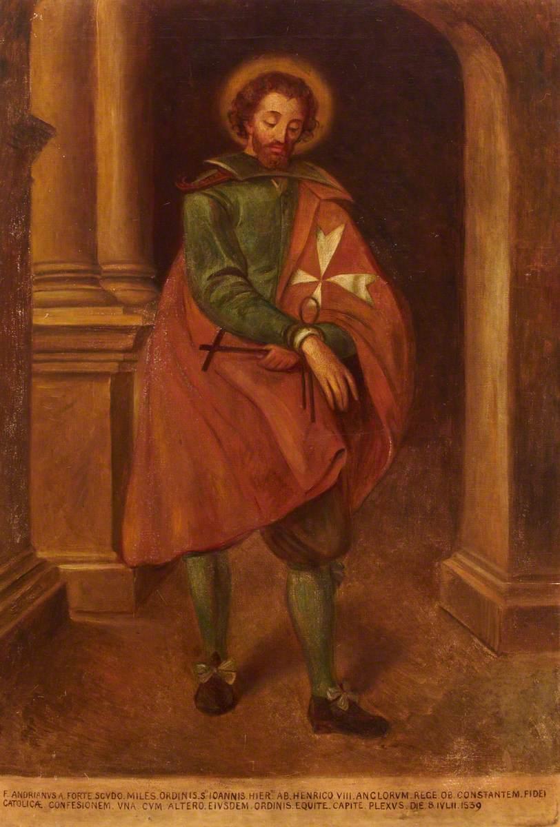 Adrian Fortescue (1476–1539)