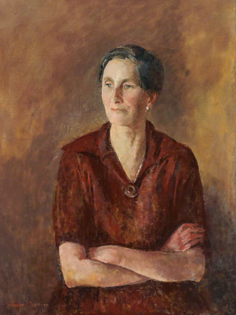 Mrs Mary Stocks (1891–1975), Principal of Westfield College (1939–1951)