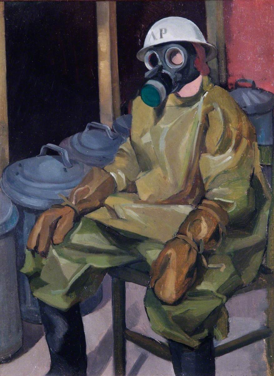 Your Gas Mask Will Take Care of You