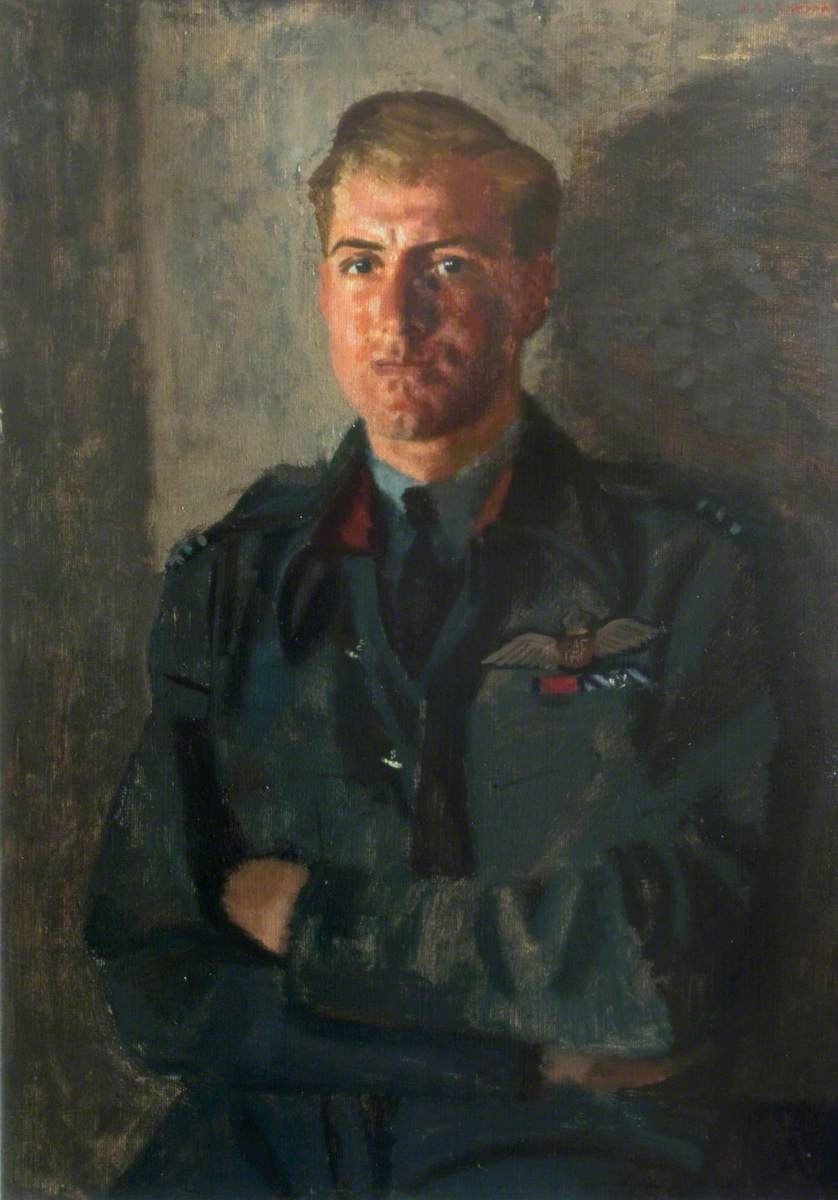 Wing Commander H. N. G. Wheeler (1917–2009), DSO, DFC and Bar