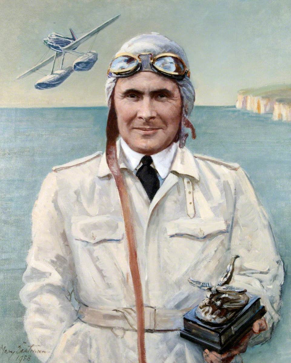 Flight Lieutenant, Later Air Chief Marshal, Sir John Boothman (1901–1957)