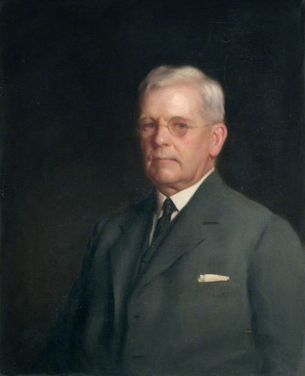Sir Ernest Morris, CBE, Secretary and House Governor of The London Hospital (1903–1930)