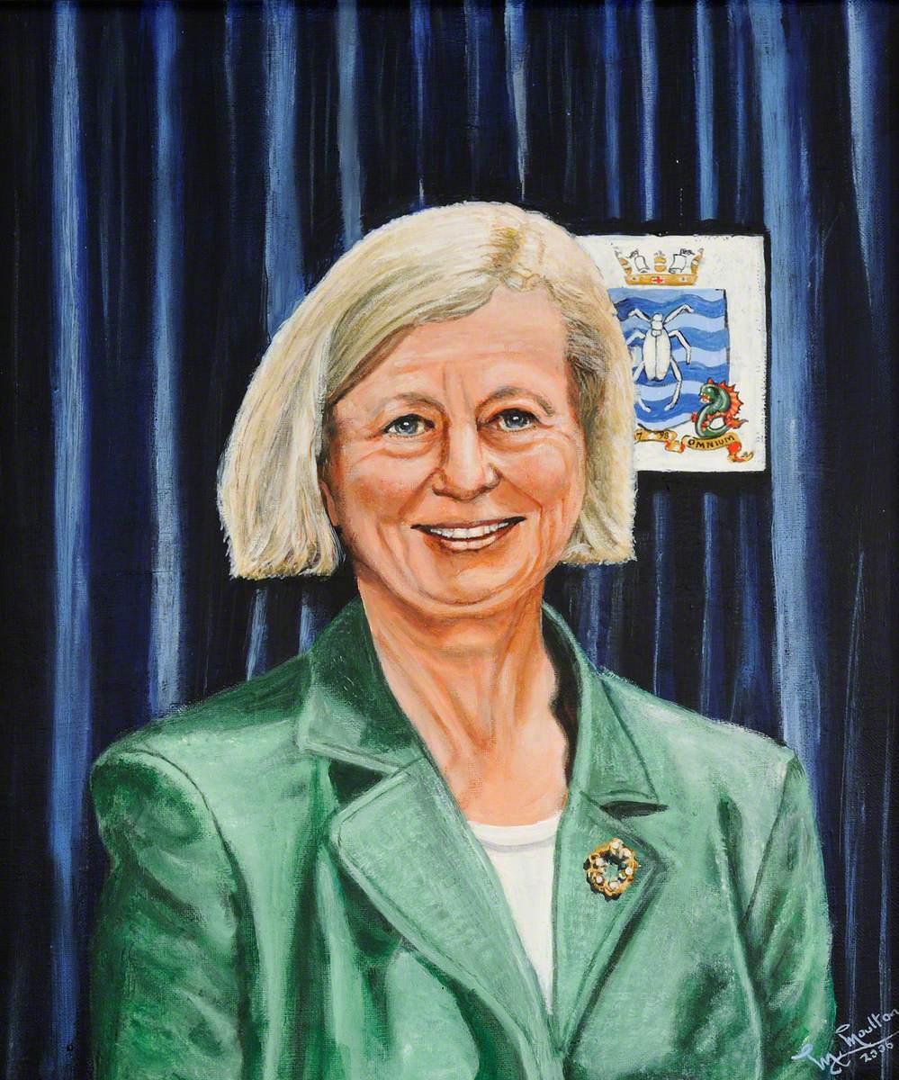 Lady Cynthia Stevens