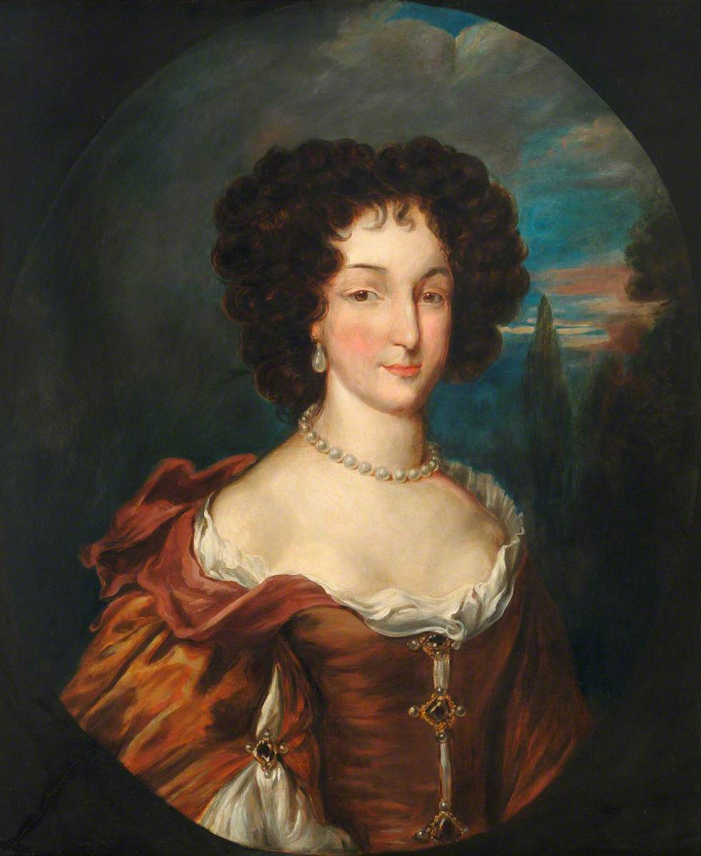 Sarah Fanshawe (c.1642–1717), Second Wife of Thomas, 2nd Viscount Fanshawe