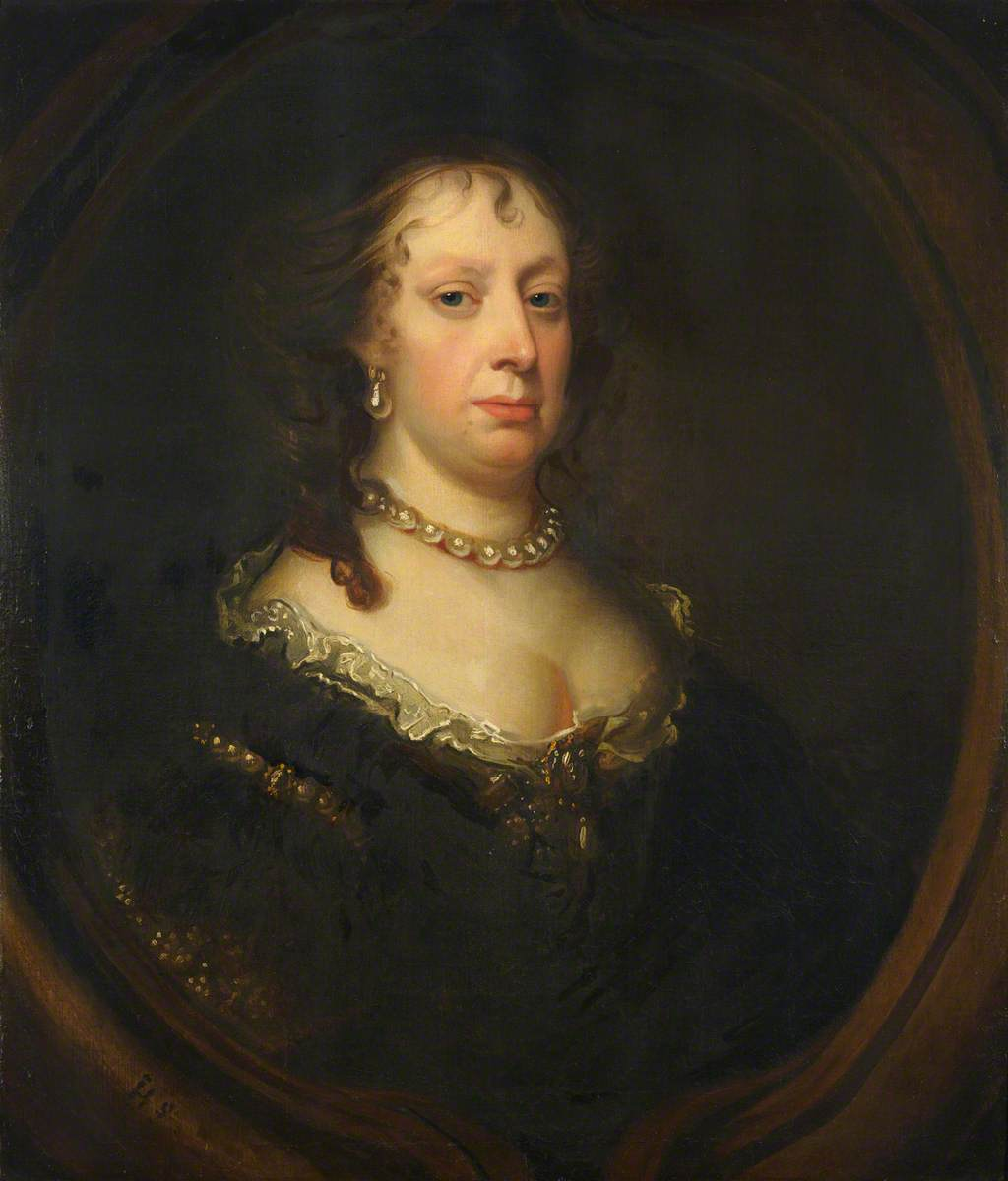Elizabeth Cooper (1604–1669)