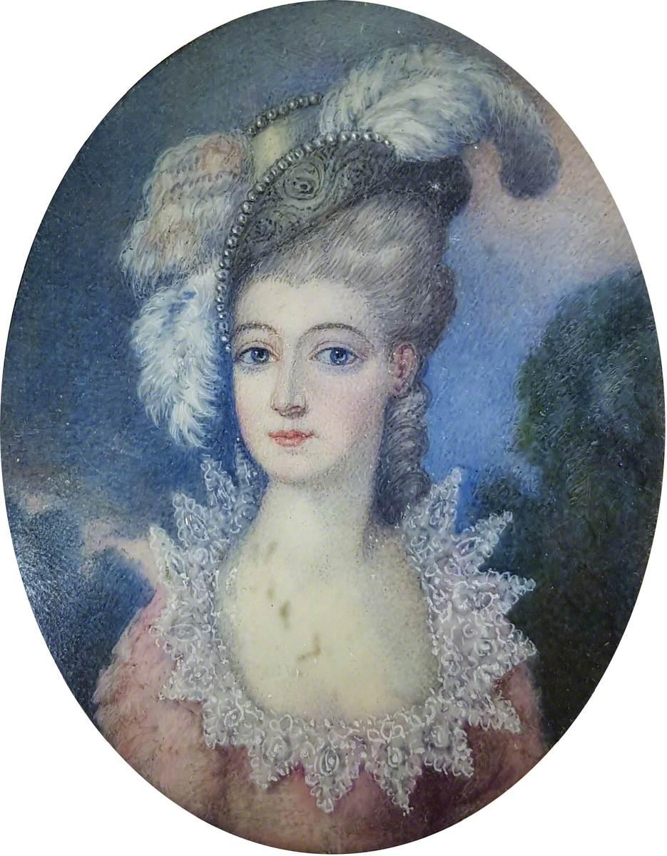 Elizabeth Gunning, Duchess of Hamilton, Brandon and Argyll (1733–1790)