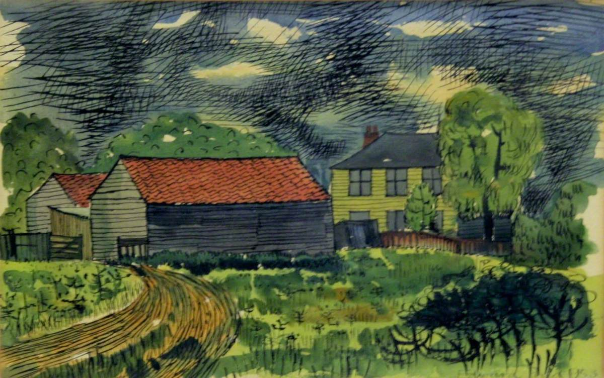 Furze House Farm, Billet Road, Marks Gate