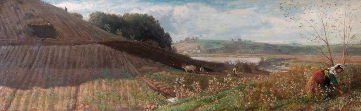 Campagna Romana near Acqua Acetosa