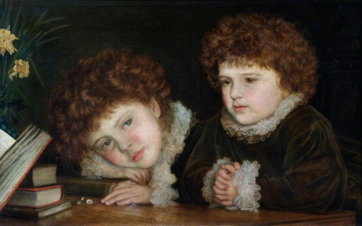Mabel and Ruth Orrinsmith