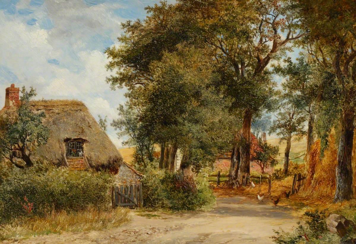A Farm near Minster, Kent