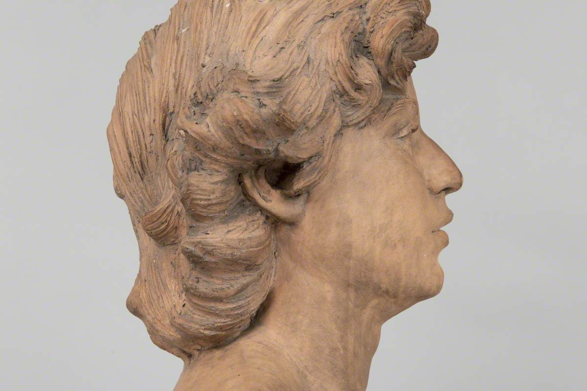 Bust of a Youth