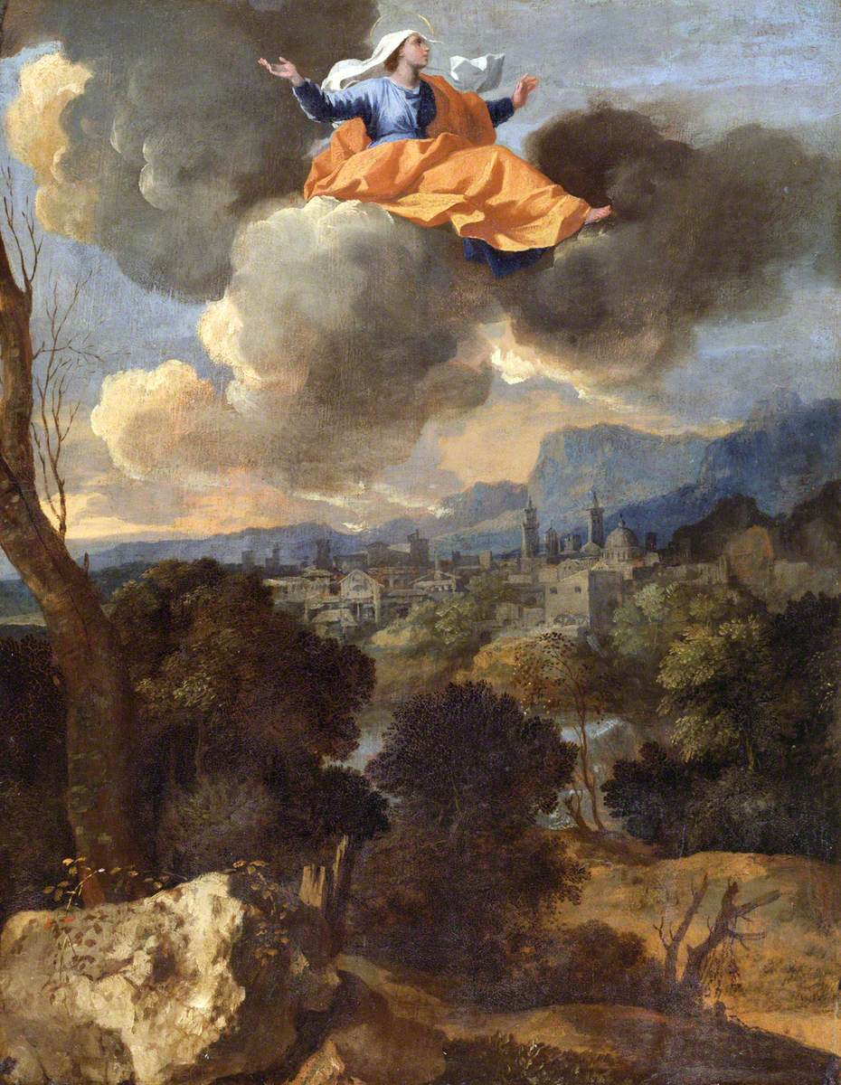 The Translation of Saint Rita of Cascia