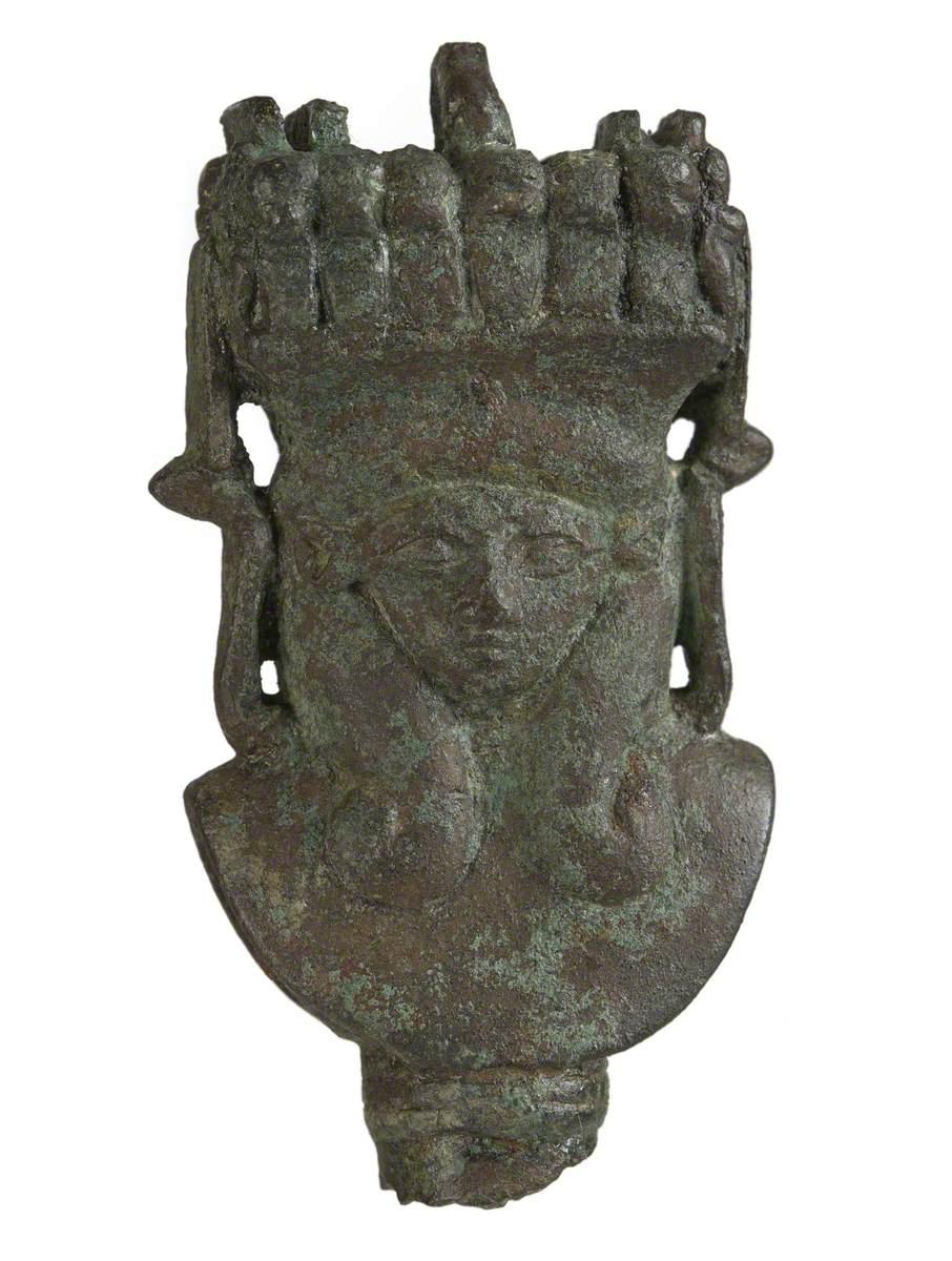 Hathor Votive Figure