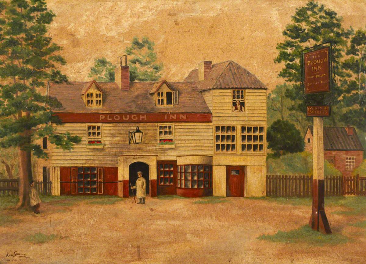 'The Plough Inn'