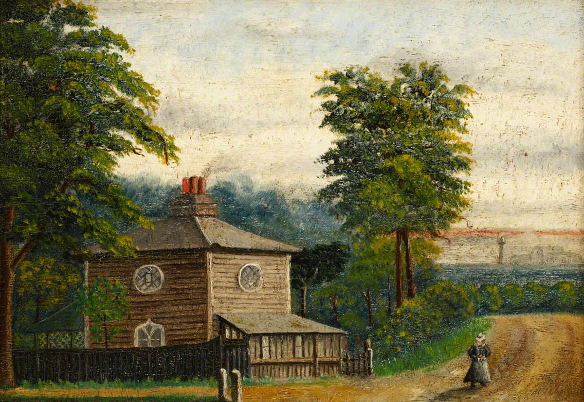 Jape's Cottage, Hither Green Lane