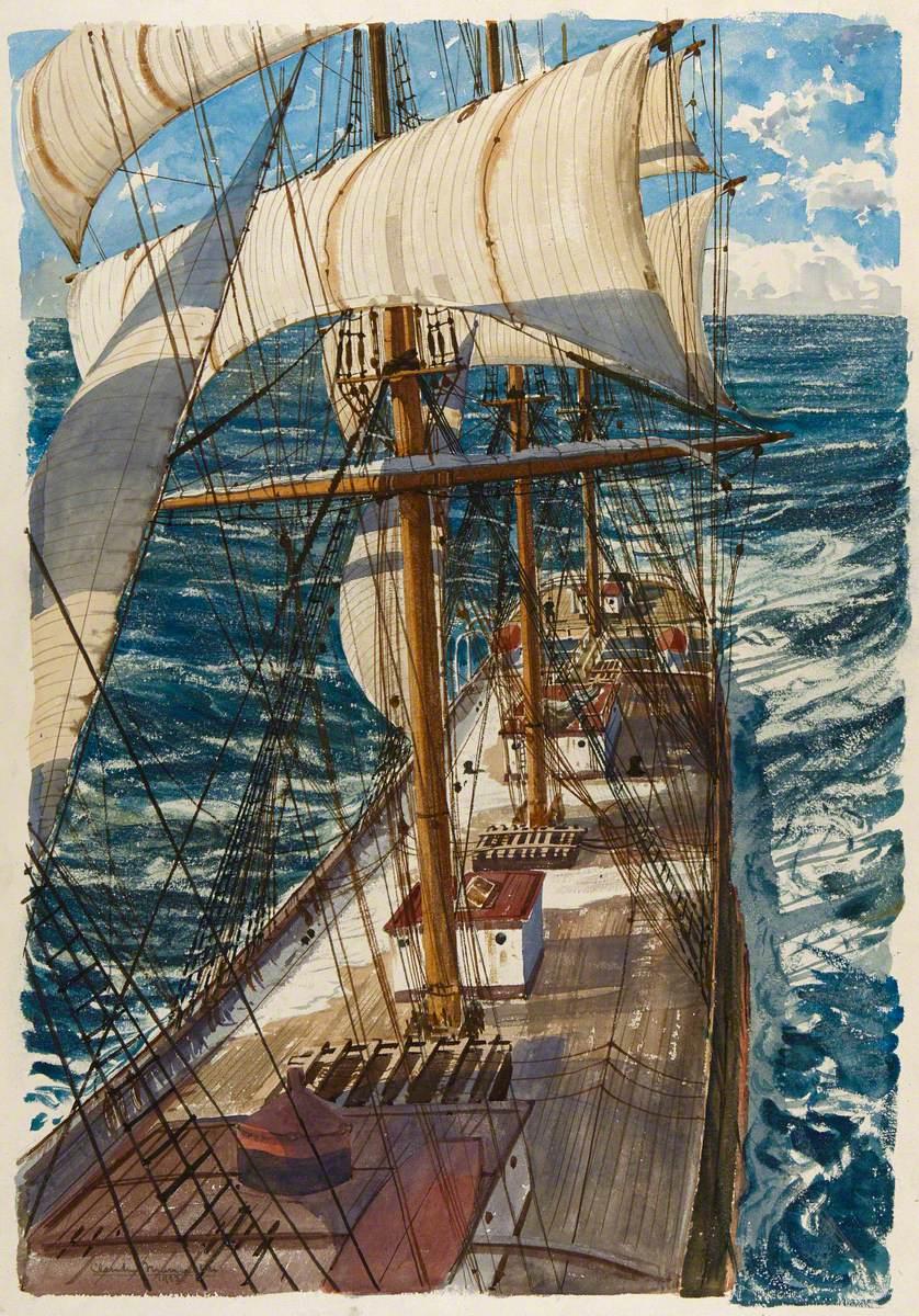 In South Atlantic