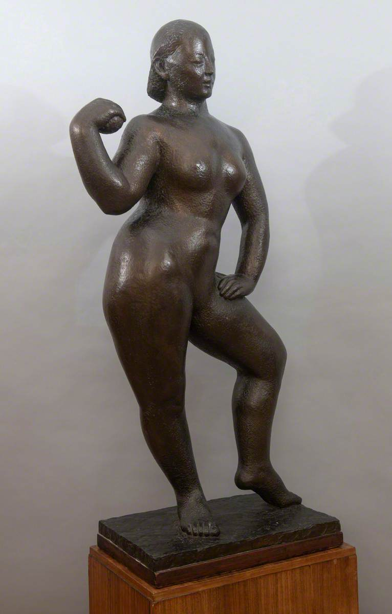 Javanese Dancer (Oriental Dancer)