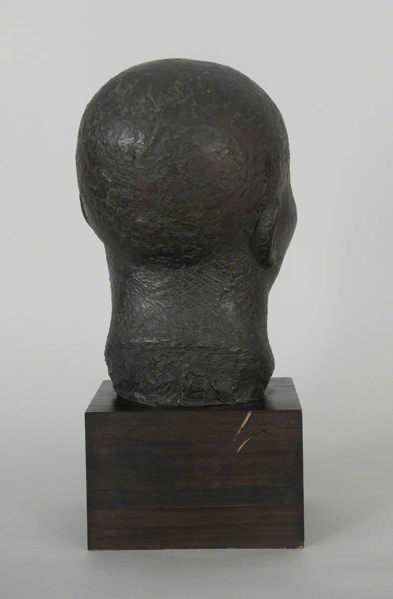 Mongolian Head (Head of a Tartar Woman)