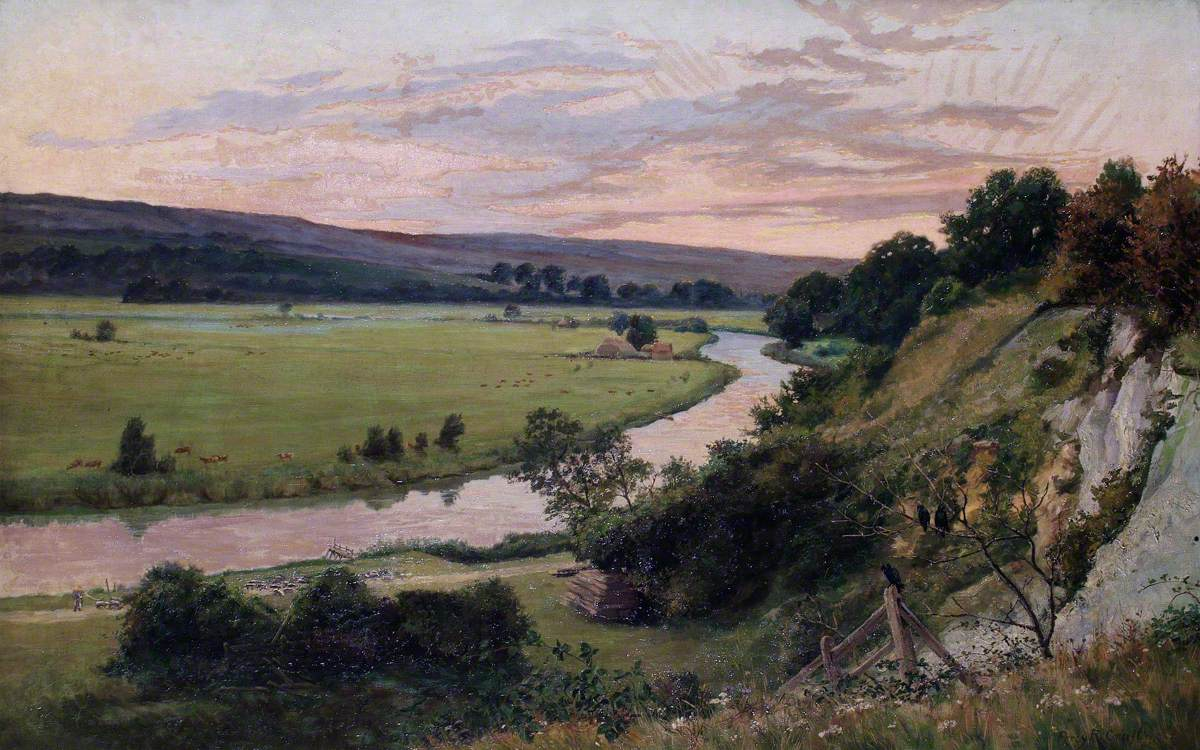 The Valley of the Arun, Sussex