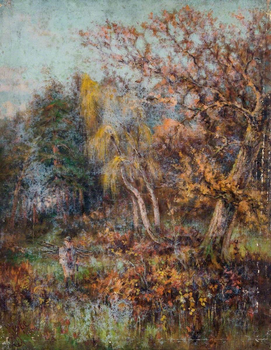 Addington, Croydon, a Surrey Woodland