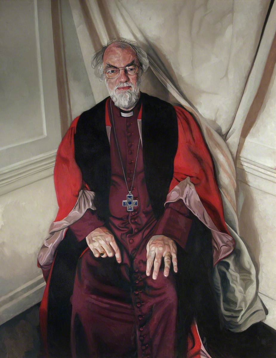 Rowan Williams (b.1950), Archbishop of Canterbury