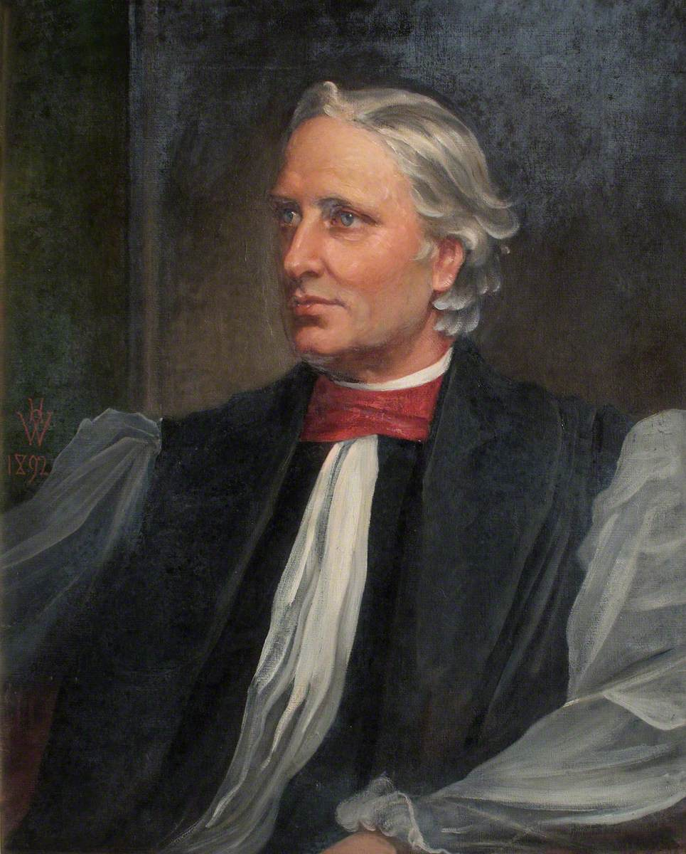 Portrait of an Unknown Bishop