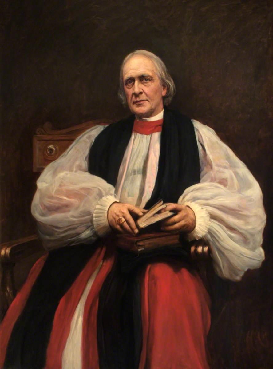 Edward White Benson (1829–1896), Archbishop of Canterbury
