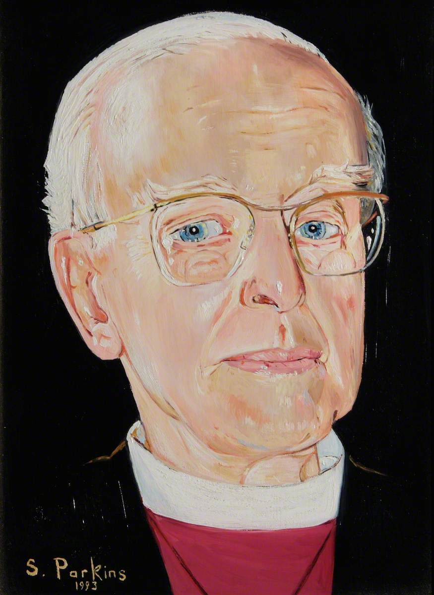 Donald Coggan (1909–2000), Archbishop of Canterbury (1974–1980)