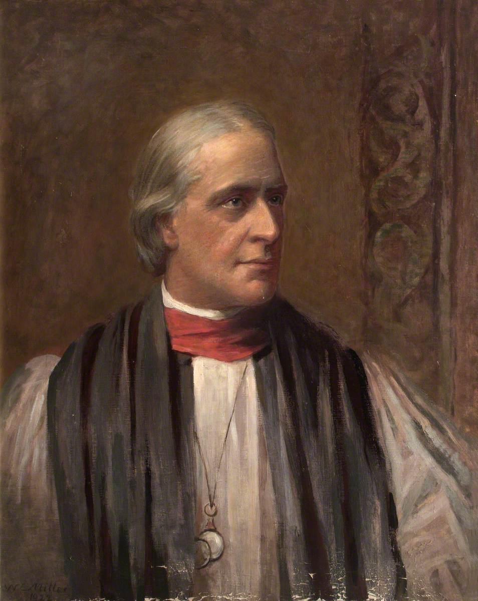 Edward White Benson (1829–1896), Fellow, Archbishop of Canterbury (1883–1896)