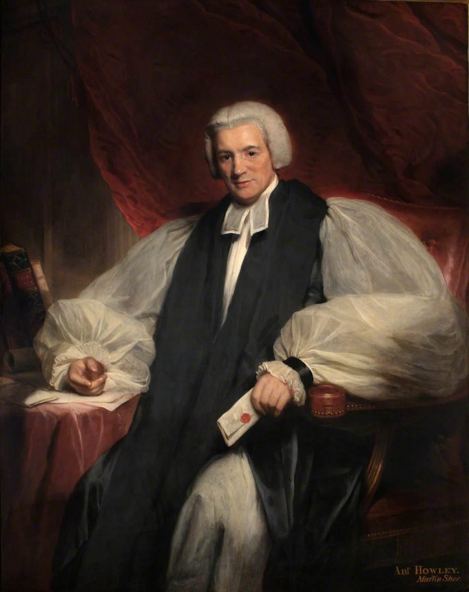 William Howley (1766–1848), Archbishop of Canterbury