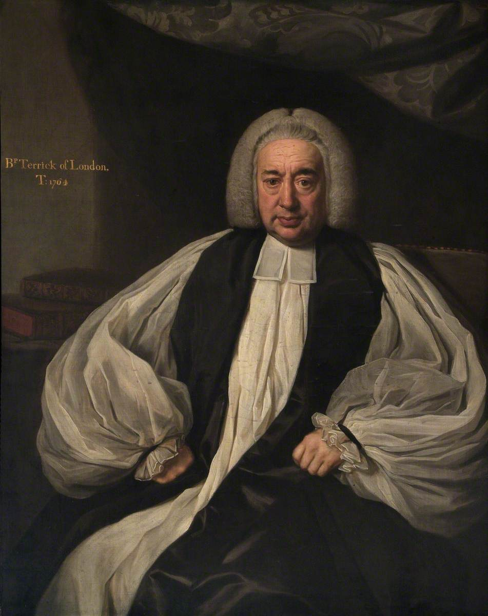 Richard Terrick (1710–1777), Bishop of London
