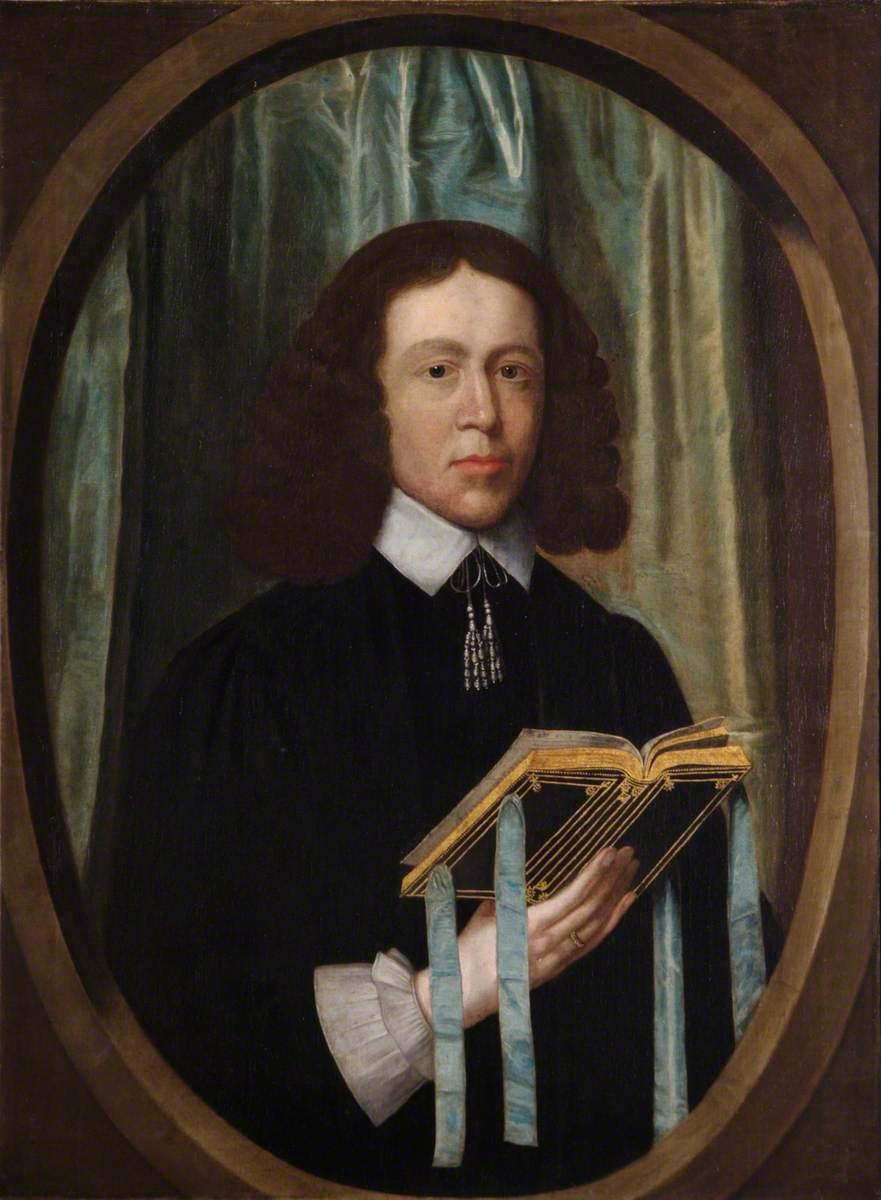 Portrait of an Unknown Gentleman