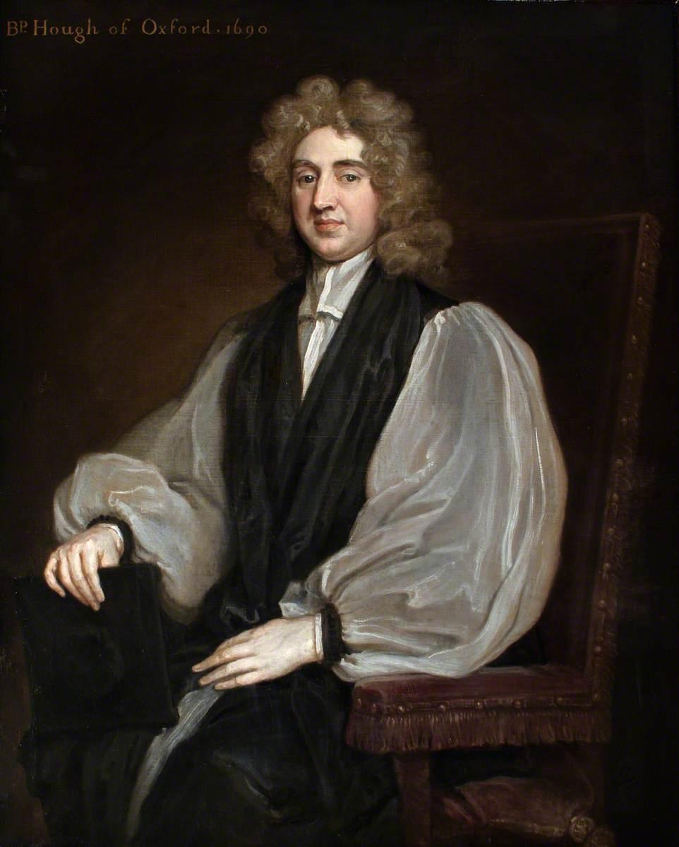 John Hough (1651–1743), Bishop of Oxford
