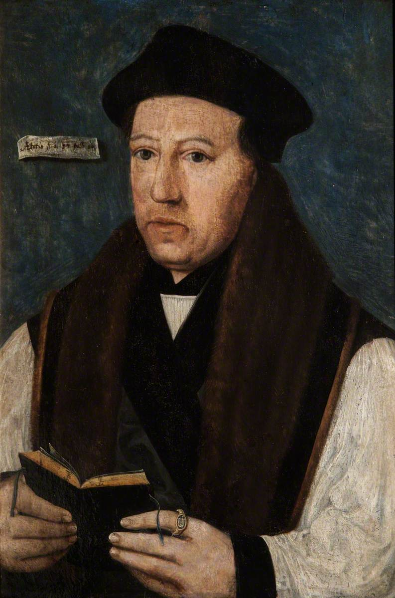 Thomas Cranmer (1489–1556), Archbishop of Canterbury