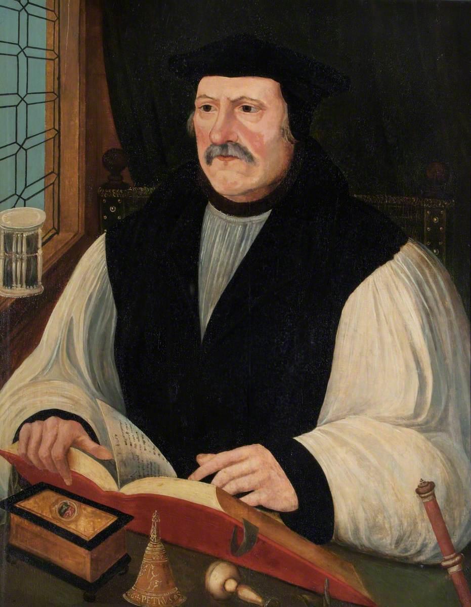 Matthew Parker (1504–1575), Archbishop of Canterbury