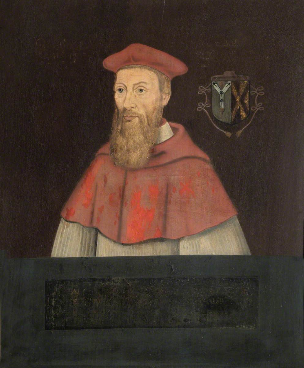 Cardinal Reginald Pole (1500–1558), Archbishop of Canterbury