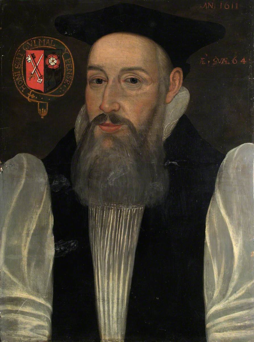 Thomas Bilson (1547–1616), Bishop of Winchester