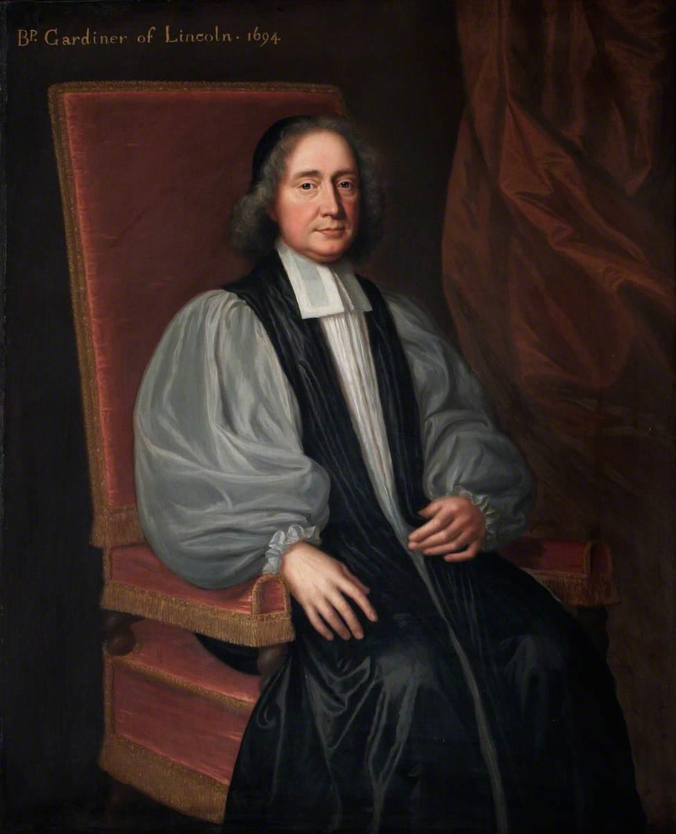 James Gardiner (1637–1705), Bishop of Lincoln