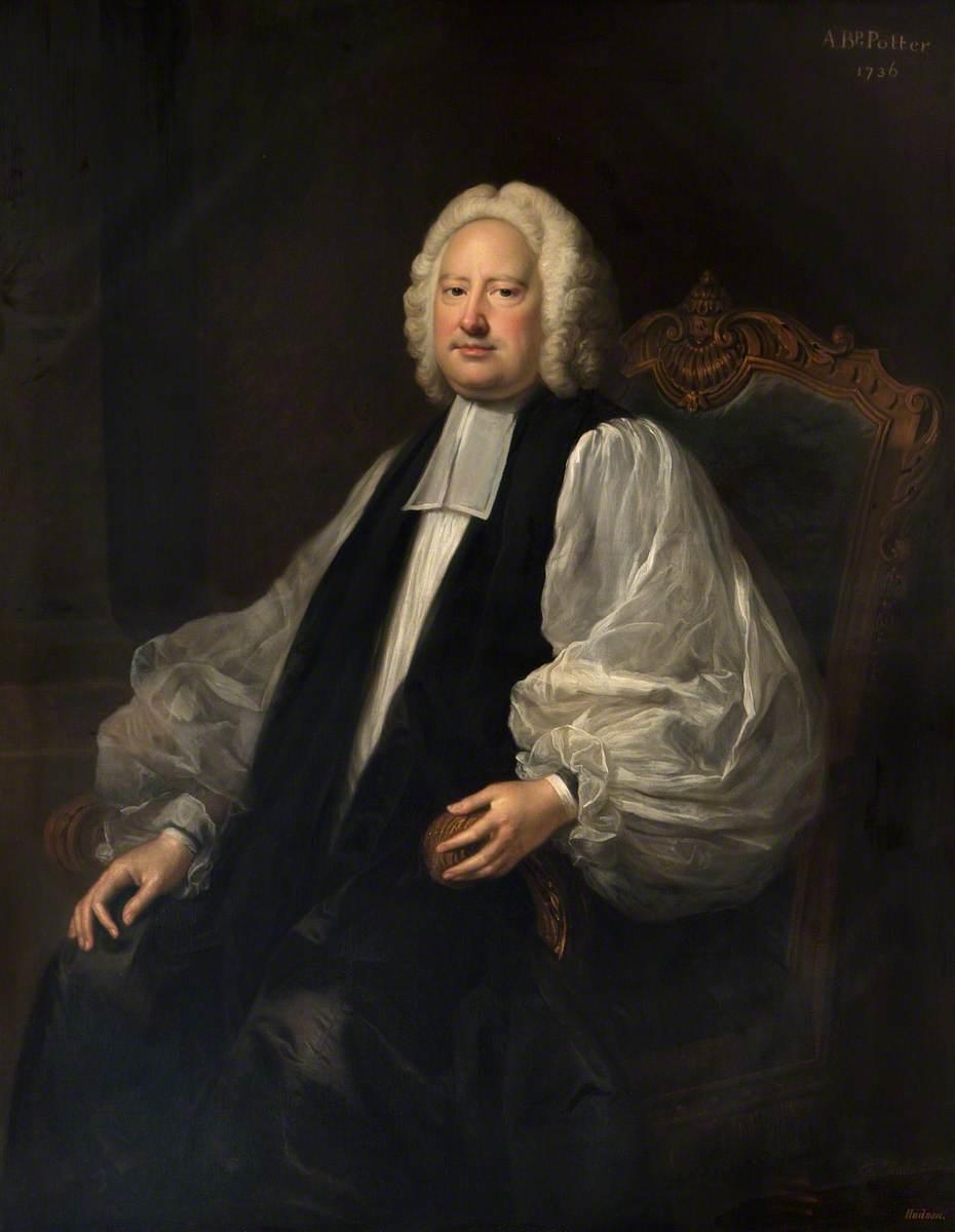 John Potter (c.1674–1747), Archbishop of Canterbury