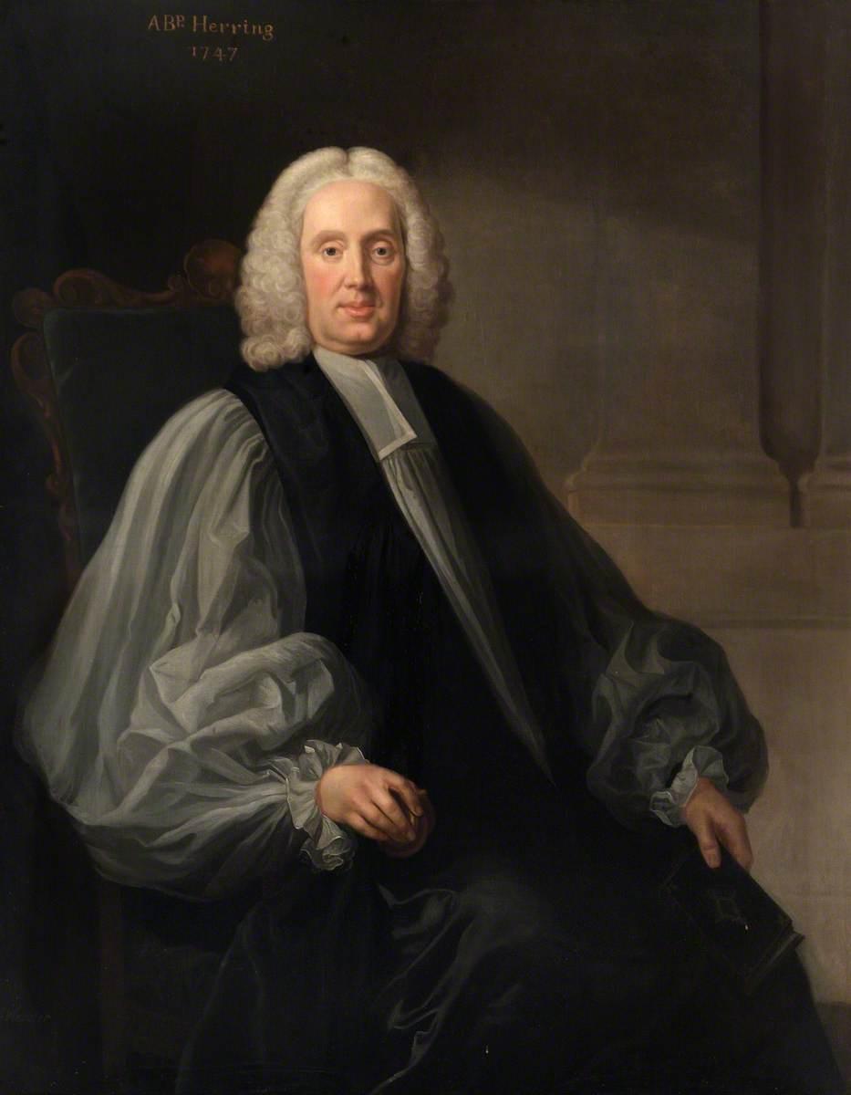 Thomas Herring (1693–1757), Archbishop of Canterbury